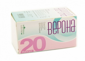 Верона, таблетки для мужчин: состав, особенности применения, цена препарата и его аналогов