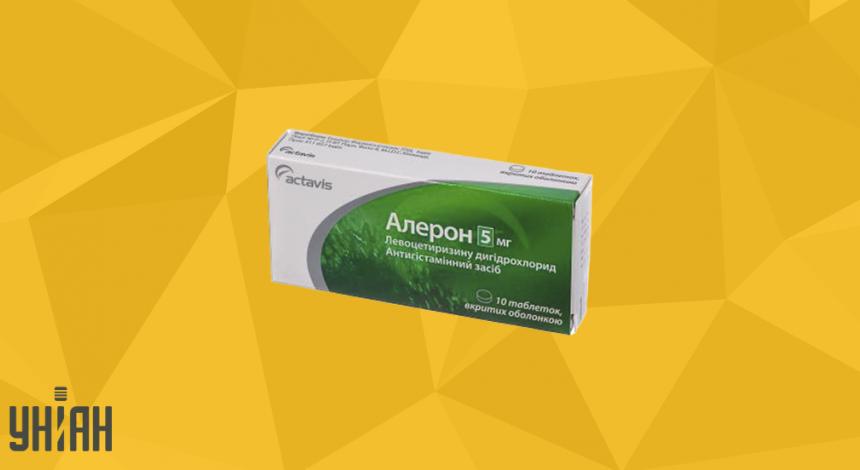 Алерон — инструкция по применению, показания, аналоги таблеток