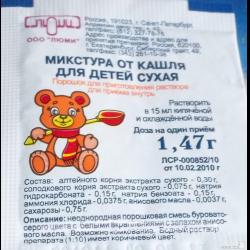 У ребенка не проходит сухой кашель: чем лечить