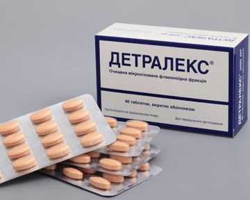 Препарат детралекс: отзывы при геморрое