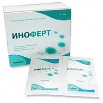 Как действует препарат иноферт при планировании беременности?