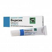 Глазной гель (капли) видисик