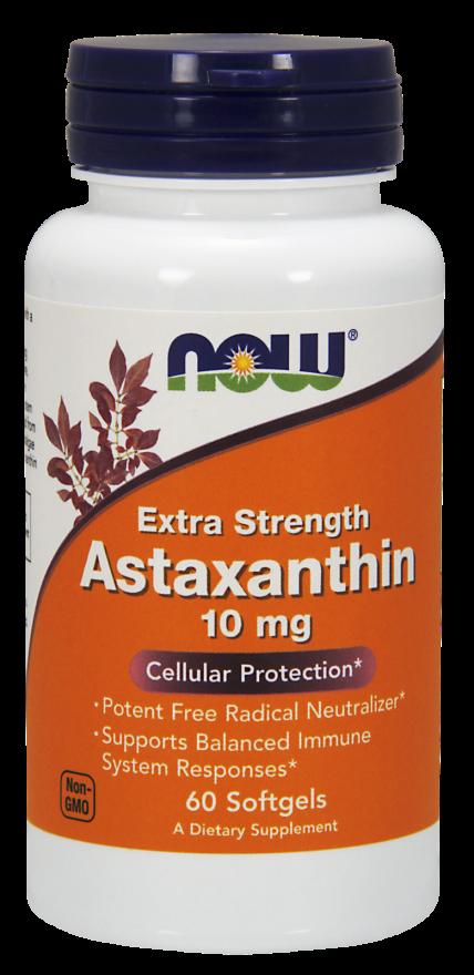 Астаксантин для кожи: полезный гайд по добавке