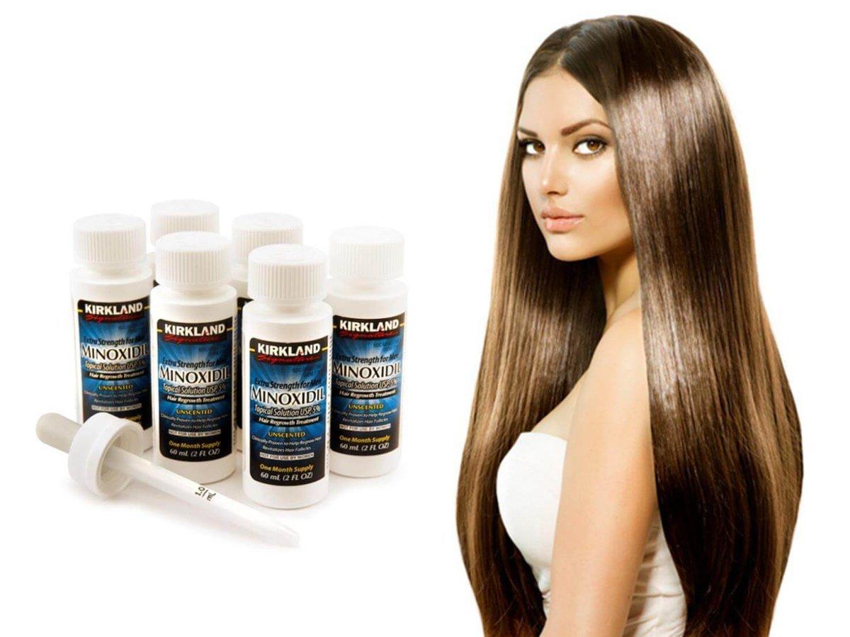 Миноксидил для волос — инструкция по применению, отзывы