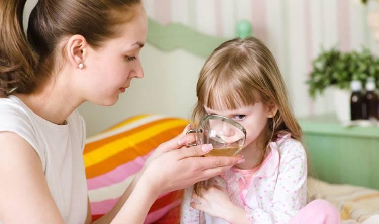 Лающий кашель у ребенка без температуры только днем