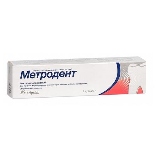 Метродент