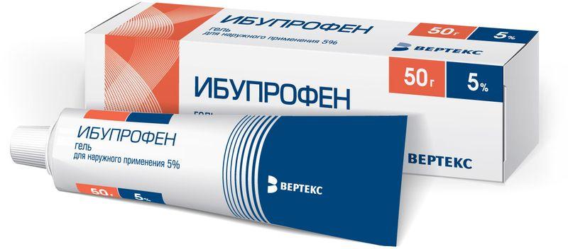 Гель ибупрофен: от чего помогает, инструкция и аналоги
