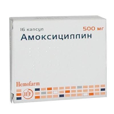 Как правильно использовать препарат амоксициллин 250?