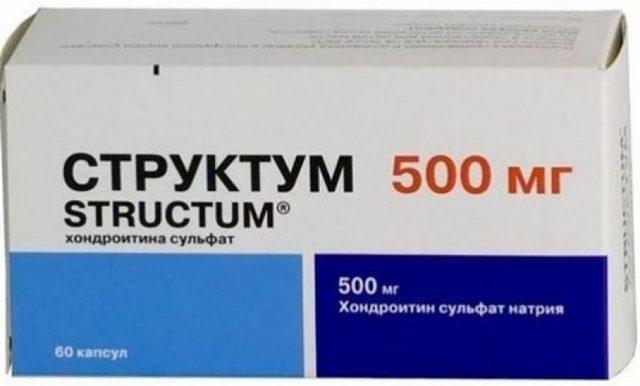 Хондроитин сульфат — инструкция по применению, цена, отзывы, аналоги