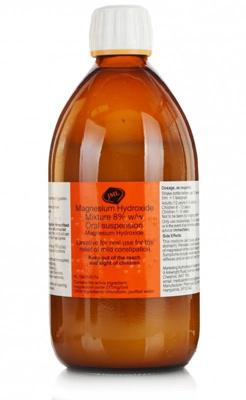 Гидроксид магния - magnesium hydroxide
