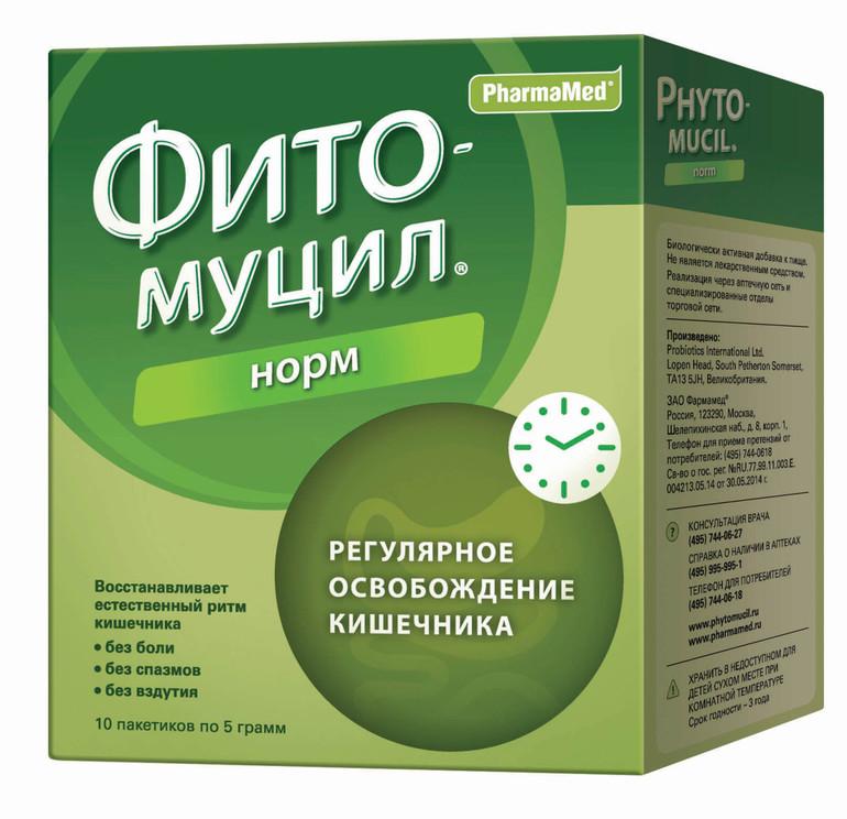 Как правильно использовать препарат фитомуцил норм?