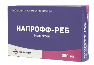 Детальная инструкция по применению препарата напрофф