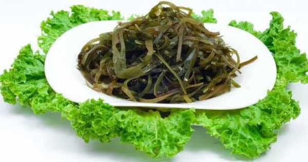 Морская капуста (ламинария): польза и противопоказания для здоровья