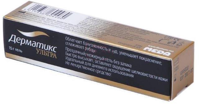 """""""дерматикс"""", гель: инструкция по применению, аналоги, состав и отзывы"""