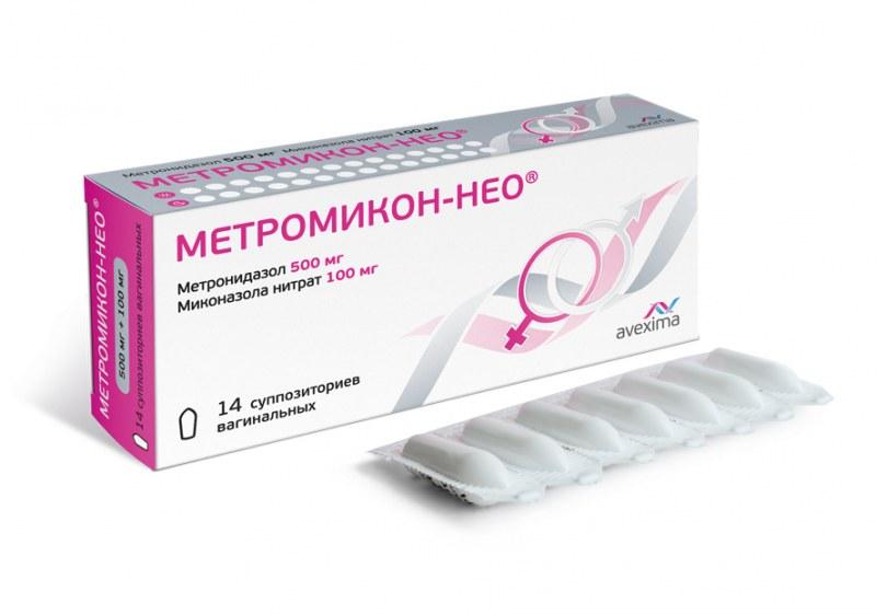 Применение свечей метронидазол в урологической практике