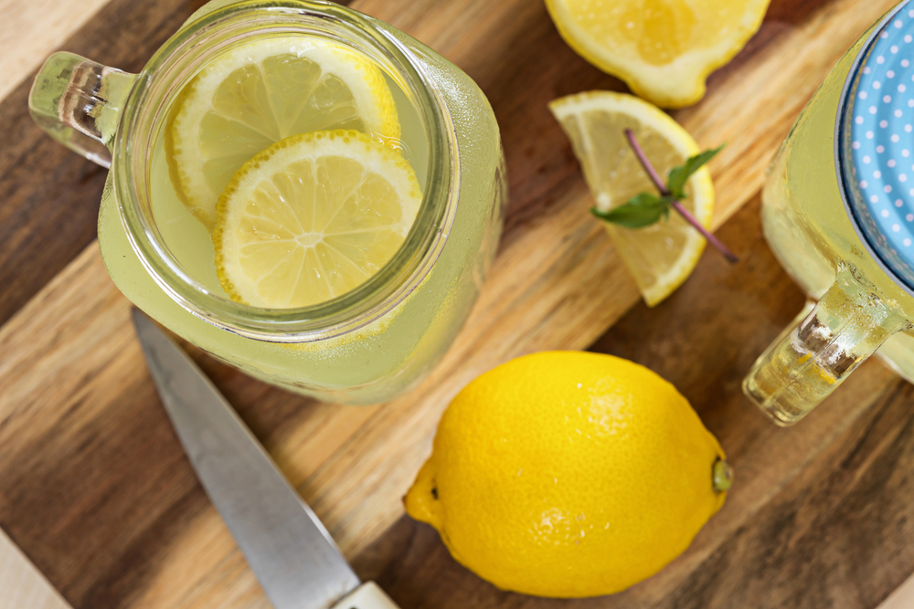 Диета Для Моделей Первый День Половинка Лимона. Лимонная диета