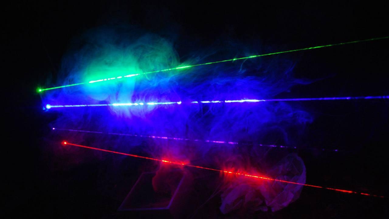 Что такое лазер?