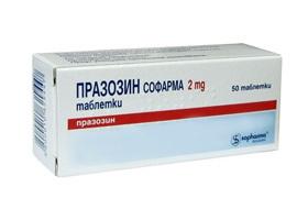 Как правильно использовать доксазозин от аденомы простаты?