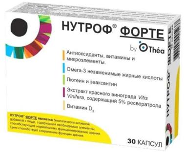 Витамины лютеин-комплекс: цена, отзывы, инструкция по применению, состав, аналоги