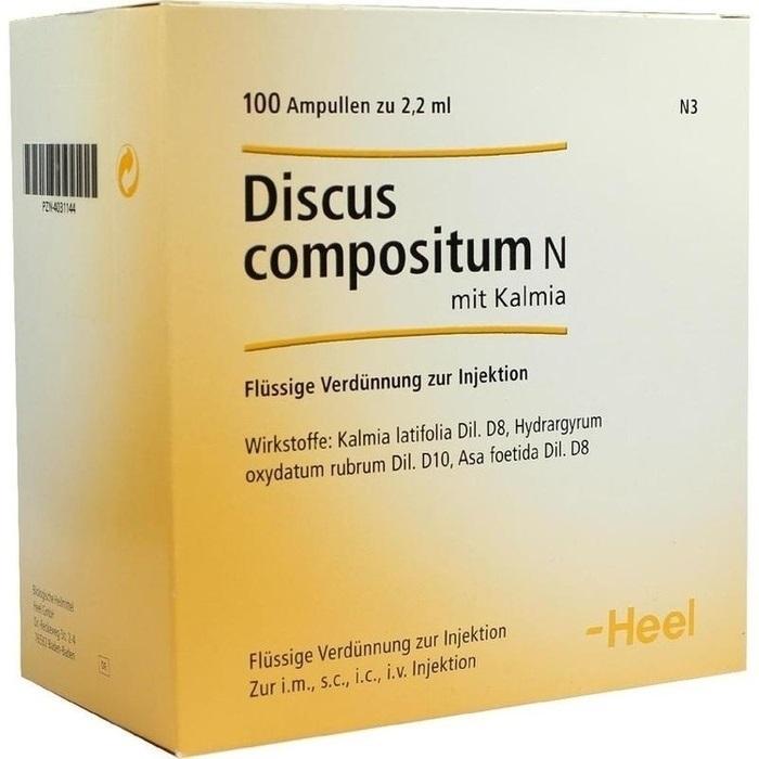 Дискус композитум отзывы пациентов