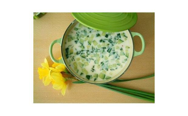 Холодные супы - рецепты