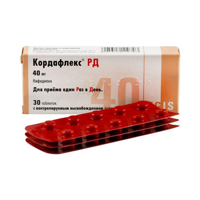 Кордафлекс - инструкция по применению таблеток, состав, показания, побочные эффекты, аналоги и цена