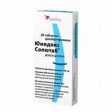 Таблетки доксициклин: инструкция по применению, показания к применению