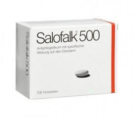 Подробно о всех фомах выпуска препарата «салофальк»