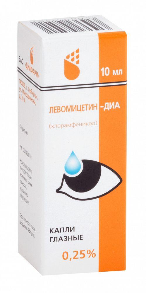 Капли глазные левомицетин: инструкция по применению, цены и аналоги