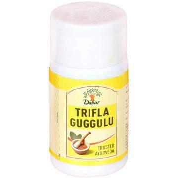 Трифала дабур (triphala (trifla) dabur) 60 таб.  (№dabur_triphala_80)
