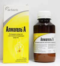 Инструкция по применению препарата альмагель а с болеутоляющим эффектом - состав, показания, аналоги и цена
