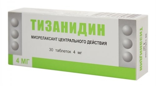 Тизанидин – инструкция по применению, дозировки, аналоги и отзывы