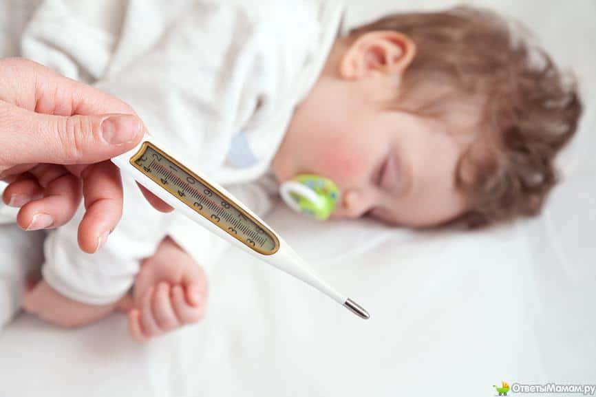Аспирационная пневмония у новорожденных