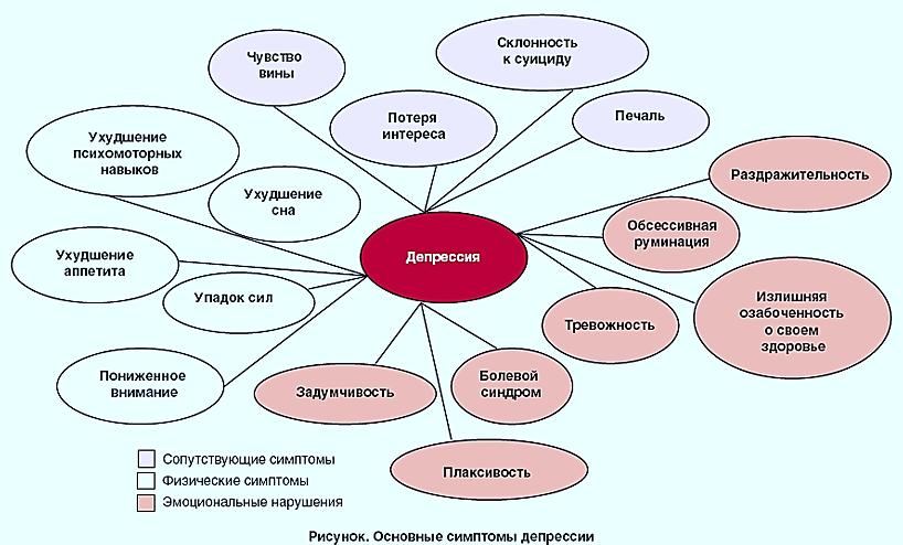Депрессия и неврозы: как все устроено — биохимические процессы внутри