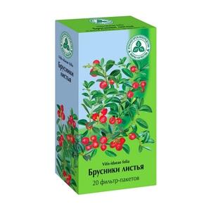 Брусники листья – инструкция по применению, лечебные свойства, противопоказания, отзывы
