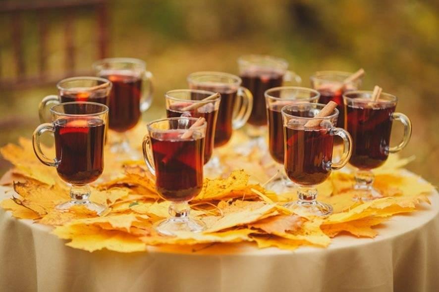 Горячее вино от кашля сколько