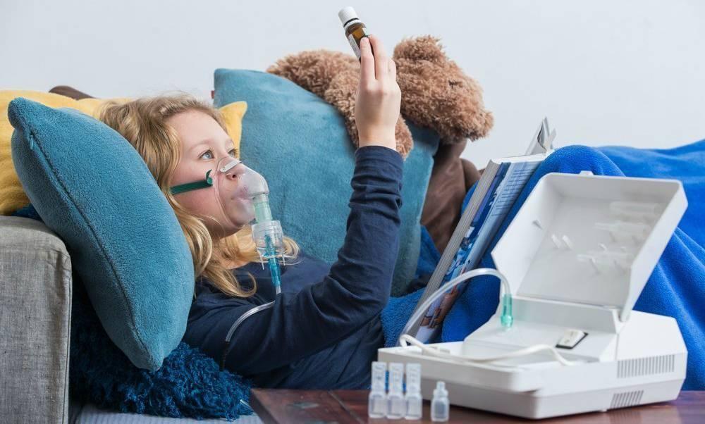 Можно ли при пневмонии делать ингаляцию