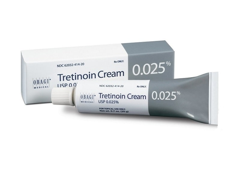 Крем третиноин: решение всех проблем с кожей
