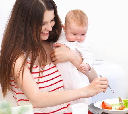 Диета мамы при коликах у новорожденных меню