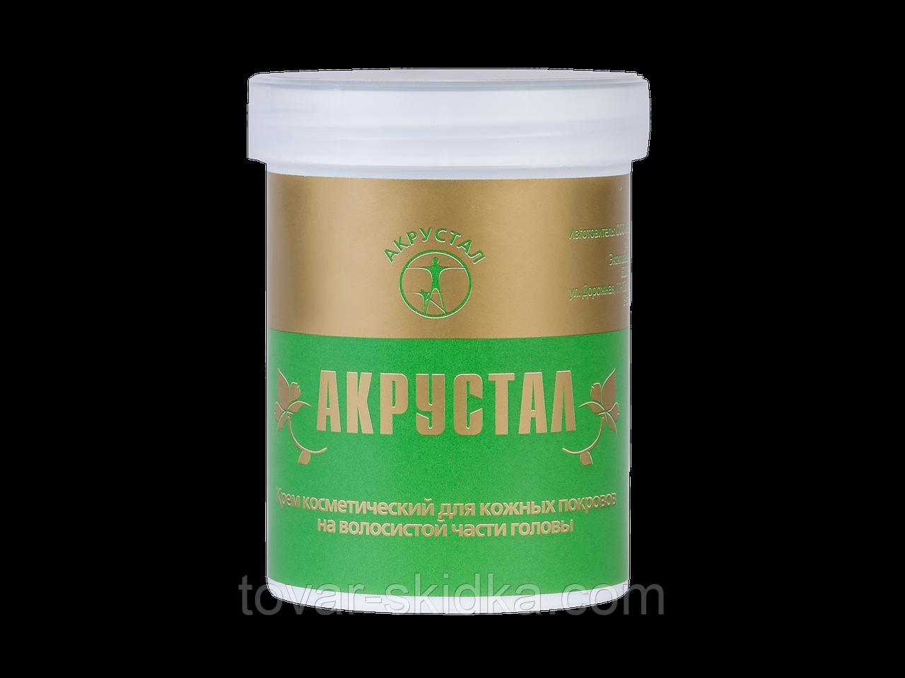 Использование крема акрустал для лечения псориаза