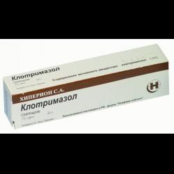 Клотримазол мазь для лечения молочницы и других микозов
