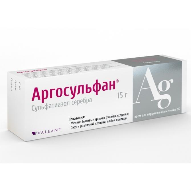 """""""аргосульфан"""": аналоги и отзывы о них"""