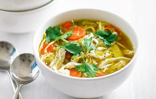 Диетический суп из куриной грудки для похудения. жиросжигающий суп с куриной грудкой «твоя диета