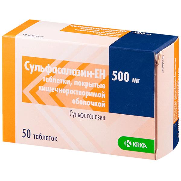 Для чего применяется сульфасалазин, и как его правильно использовать?