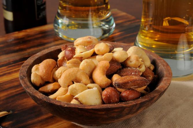 Новое исследование ─ потребление орехов и процент смертности