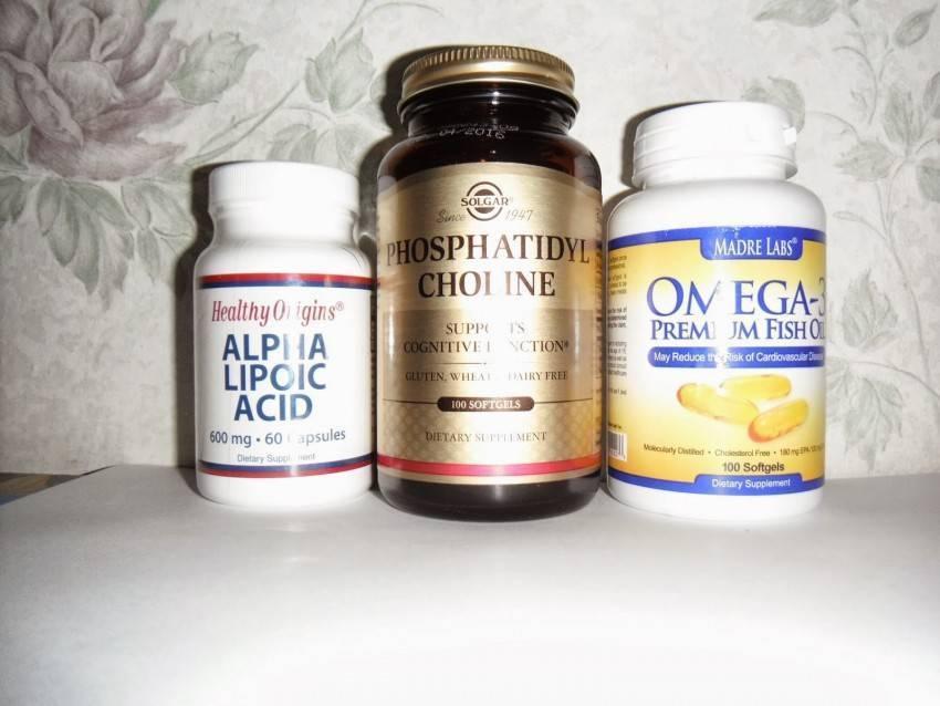 Липоевая кислота норма для похудения