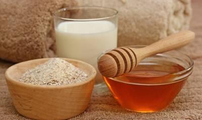 Молоко с медом от кашля рецепт