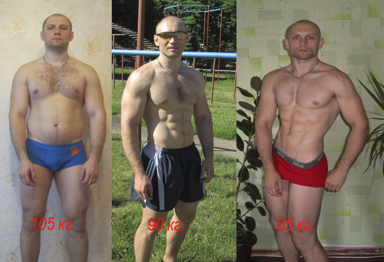 Питание на сушке тела для мужчин: меню на неделю
