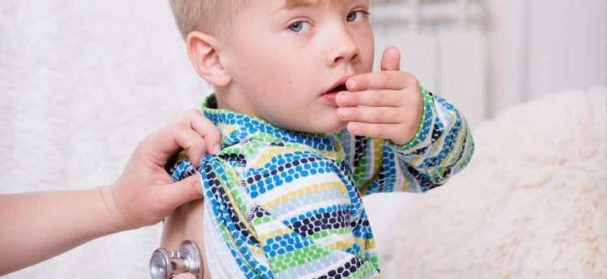 Лекарства при лающем кашле у ребенка без температуры