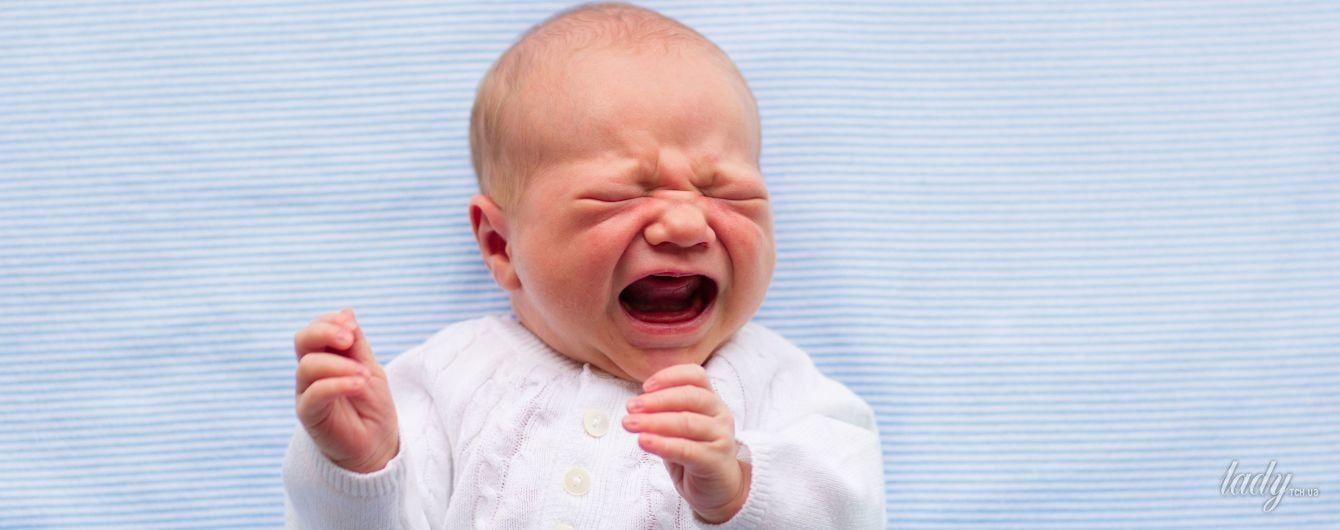 Симптомы и признаки колик у новорожденного